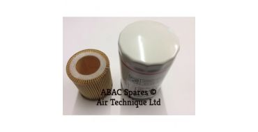 Spinn 2.2-5.5kw Air-Oil Filter C40 Serial CAI+ITJ Prefix Nov 2009 Onwards