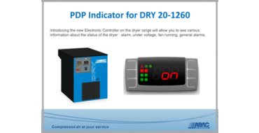 Dry 250 - 530 PDP Controller Kit
