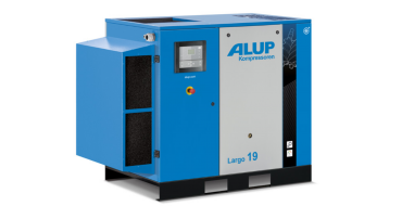 Alup Largo 22 + Dryer 138 cfm @ 7.5 22kw C67