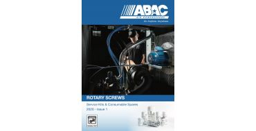 Abac Screw Compressor Spares 2020 Price List