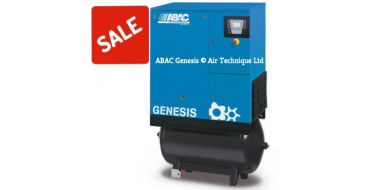 SALE Abac Genesis 11kw 59cfm @ 8 Bar 270L C55* Compressor Special Offer