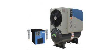 Long Term Hire 11kw 62 cfm Variable Speed compressor + Dryer