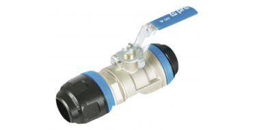 Prevost 16mm Lever Ball Valve