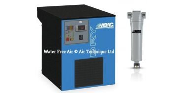 Abac DRY 130 + 1 x Filters 76.5 cfm Refrigerated Dryer