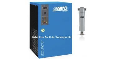 Abac DRY 165 + 1 x Filters 97.1 cfm Refrigerated Dryer