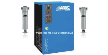 Abac DRY 250 + 2 x Filters 147 cfm Refrigerated Dryer