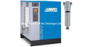 Abac DRY 830 + 1 x Filters 489 cfm Refrigerated Dryer