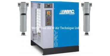 Abac DRY 1260 + 2 x Filters 742 cfm Refrigerated Dryer