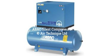 21 cfm ABAC LN1 A49B 270 T5.5 *3 Phase 415 Volt DOL Special Order