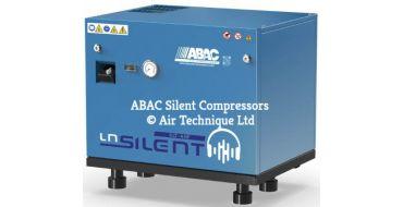 21 cfm ABAC LN1 A49B 0 T5.5 *3 Phase 415 Volt DOL Special Order