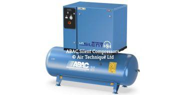 24 cfm ABAC LN2 B6000 500 T7,5  *3 Phase 415 Volt DOL Special Order