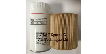 Genesis-Formula 18.5-22kw Air-Oil Filter C67-C77 Serial CAI 436883 August 2010 Onwards