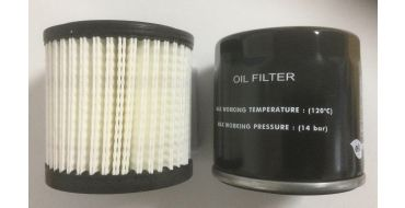 KTC Special 90 Air - Oil Filter Kit