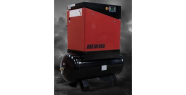 Long Term Hire Airwave Eco-Speed 5.5-7.5kw 10 Bar Tank - Dryer