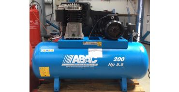 Reconditioned Abac 23cfm PRO B5900B 200L FT5.5 *3 Phase 415 volt