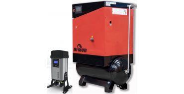 Laser Cutting Airwave Vari-Speed Permanent Magnet 15kw 60 cfm @ 13 Bar 300L Tank Mounted + Free Options