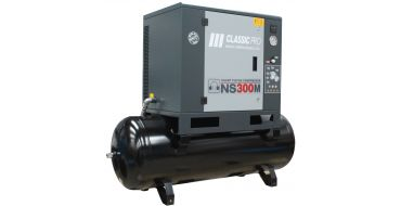 *15 cfm Classic Pro NS400-200F-3M Single phase 16 Amp supply