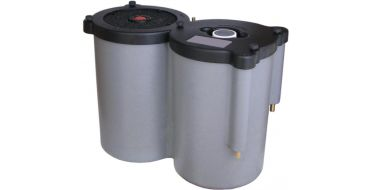 250 cfm CT 7 Oil-Water Separator for Treating Condensate