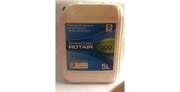 Rotair Food Grade Oil 2000 hrs 5ltrs