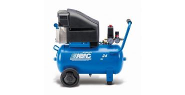 Abac Pole Postion L30P 11cfm @ 10 Bar * run off a 13 Amp supply