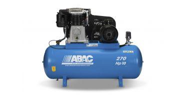 42cfm Abac PRO B7000 270L FT10 * 3 Phase 415 volt