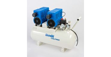 Bambi PT50D Oil Free Air Compressor