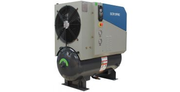 Emergency Hire 11kw Variable Speed + Dryer