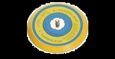 """APT90V Sanding Pad 150mm (6"""") diameter, Velcro (1 per Pack)"""