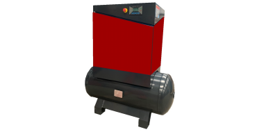 Airwave Eco-Speed 11kw 52 cfm @ 10 Bar 300L Tank Mounted + Dryer + Free Options