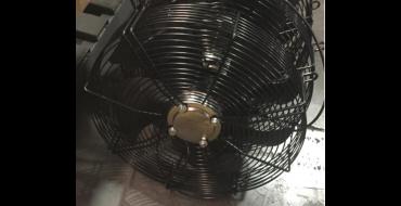 Cooling Fan Models 15-20hp Eco, Vari, Speed Models