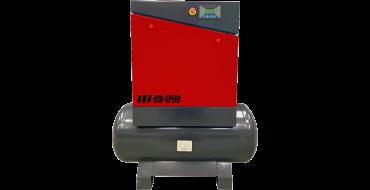 Airwave Eco-Speed 11kw 52 cfm @ 10 Bar 300L Tank Mounted + Free Options