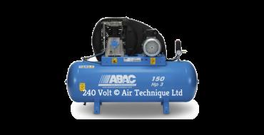 11cfm Abac Line A29B 150L FM3  *Run off a 13 Amp supply