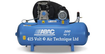 14cfm Abac PRO A39B 200L FT3 *3 Phase 415 volt