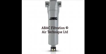 Abac Filtration FG545 321 cfm 1-1/2 bsp 1 Micron