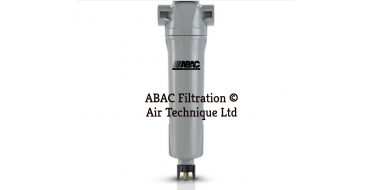 Abac Filtration FV119 70 cfm 1/2 bsp Activated Carbon