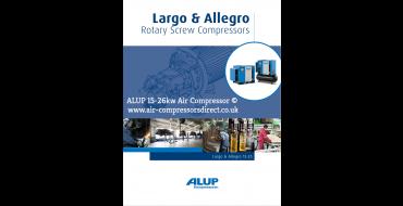 ALUP ALLEGRO Air Compressor 15-26kw Enquire for Price