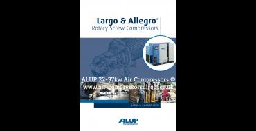 ALUP ALLEGRO Air Compressor 22 - 37kw Enquire for Price