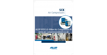 ALUP SCK Air Compressor 2.2 -30kw Enquire for Price