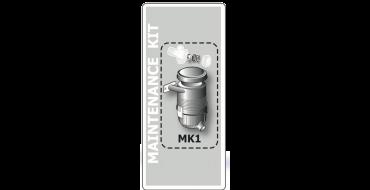 B6000 (open) Performance Kit Intake Filter c/w Filter Element + NRV Pastel