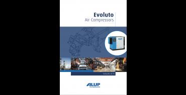 ALUP EVOLUTO Air Compressor 45 - 75kw Enquire for Price