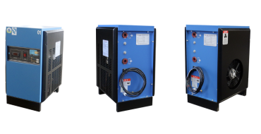 Eco-Dry up to 80 cfm Refrigerated Dryer + 2 Filters