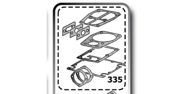 A49B Pump Complete Gasket Kit