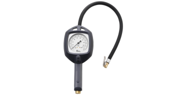 PCL ATIH081 Tyre Inflator 0.5mtr Hose Length Euro Connector