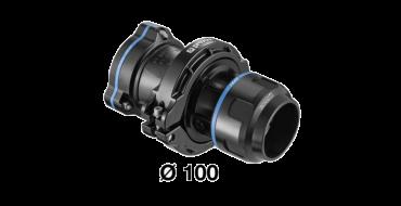 Prevost 100mm x 80mm Socket