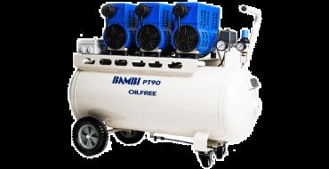 Bambi PT90D Oil Free Air Compressor