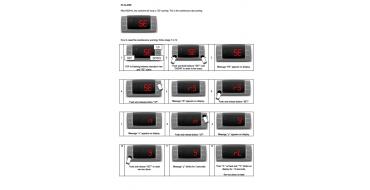 Dry 20-1260 Reset Service Procedure