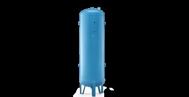 "500 ltr vertical air receiver 1"" bsp Port Outlets"