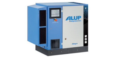 Alup Allegro 11 Variable Speed 66.2 cfm @ 7 bar 11kw Floor Mounted