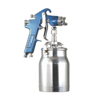 Prevost Suction-feed Spray Gun for Technical Spray Painting 1.5mm Nozzle
