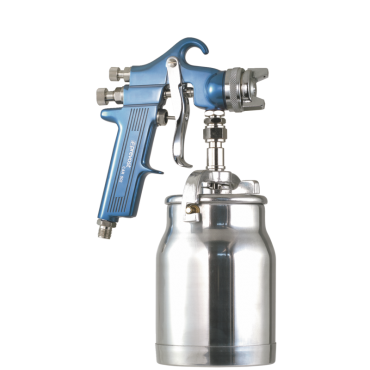 Prevost Suction-feed Spray Gun for Industrial Spray Painting 1.8mm Nozzle